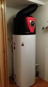 bomba de calor agua caliente tonon forty modelo acquy